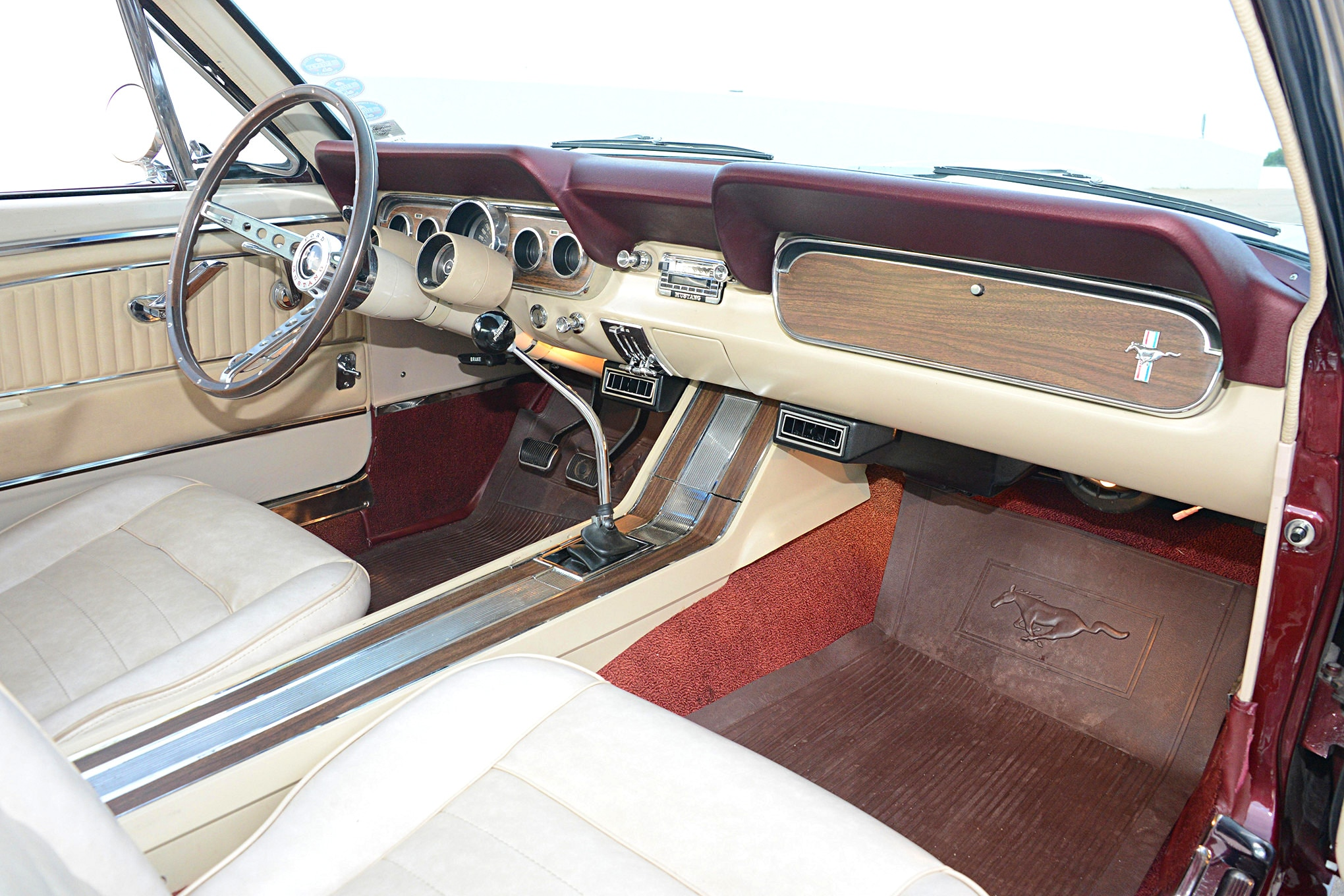 67 mustang interior decor group of northern