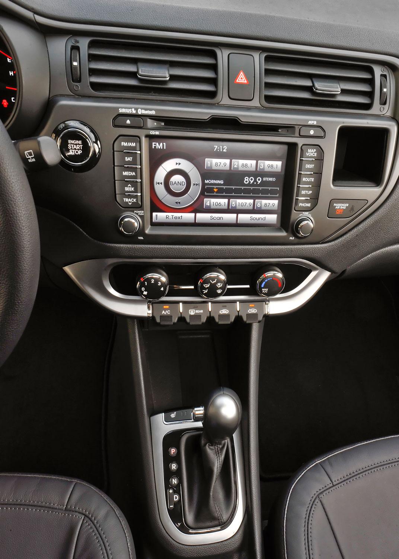 2012 Kia Rio 5door First Drive Automobile Magazine – Kia Rio Fuse Box Diagram