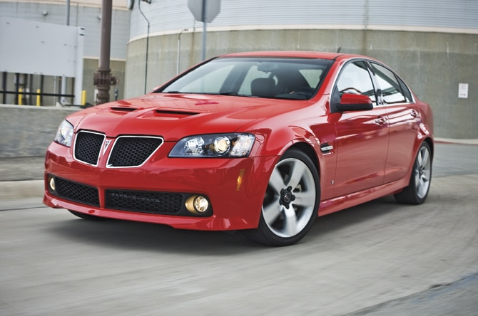2008 Pontiac G8 Gt The Down Under Express Latest News Features And Reviews Automobile