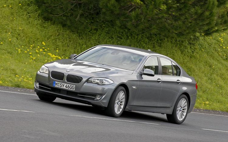 2011 bmw 535i bmw luxury sport sedan review automobile. Black Bedroom Furniture Sets. Home Design Ideas