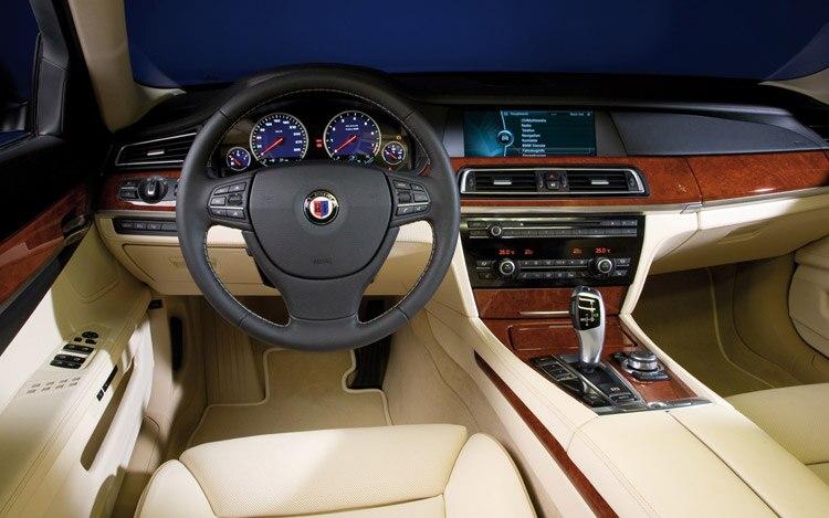2011 BMW Alpina B7 Pricing Starts At $122,875