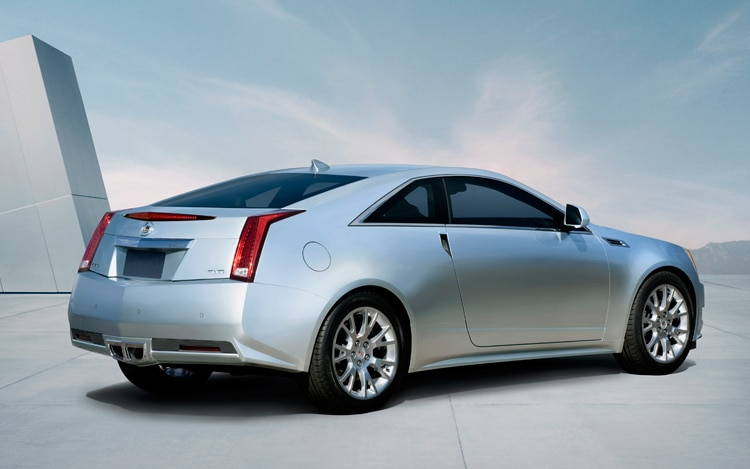2011 cadillac cts coupe cadillac luxury coupe review automobile magazine. Black Bedroom Furniture Sets. Home Design Ideas
