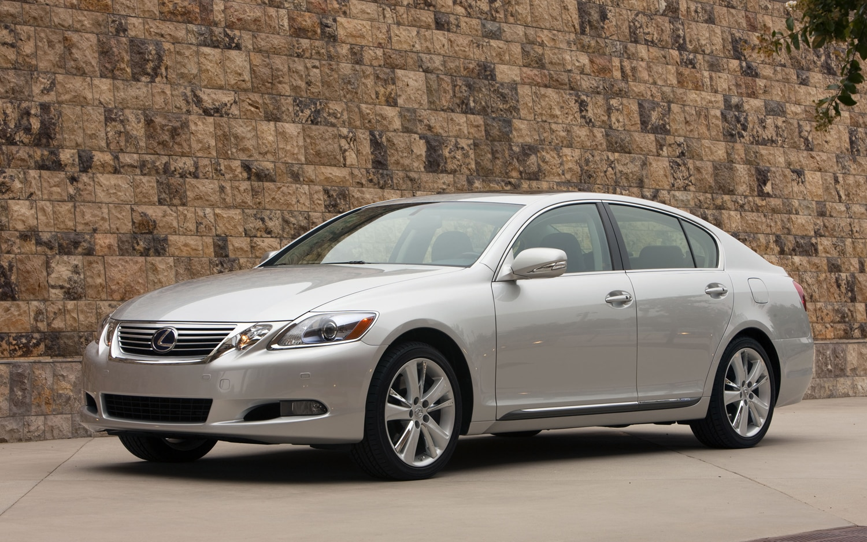 2011 Lexus GS450h