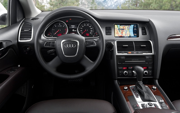 2011 Audi Q7 Audi Crossover Suv Review Automobile Magazine