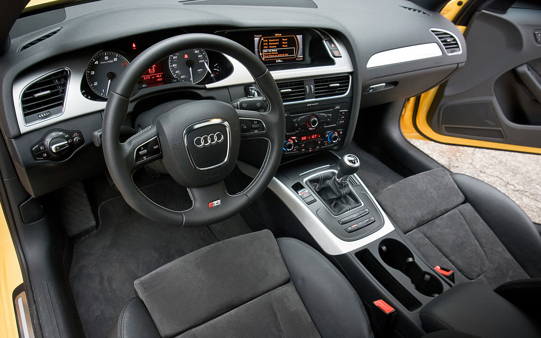 2011 Audi S4 Quattro Mt6 Sedan