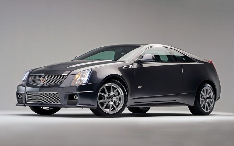 2011 cadillac cts v coupe first drive automobile magazine. Black Bedroom Furniture Sets. Home Design Ideas