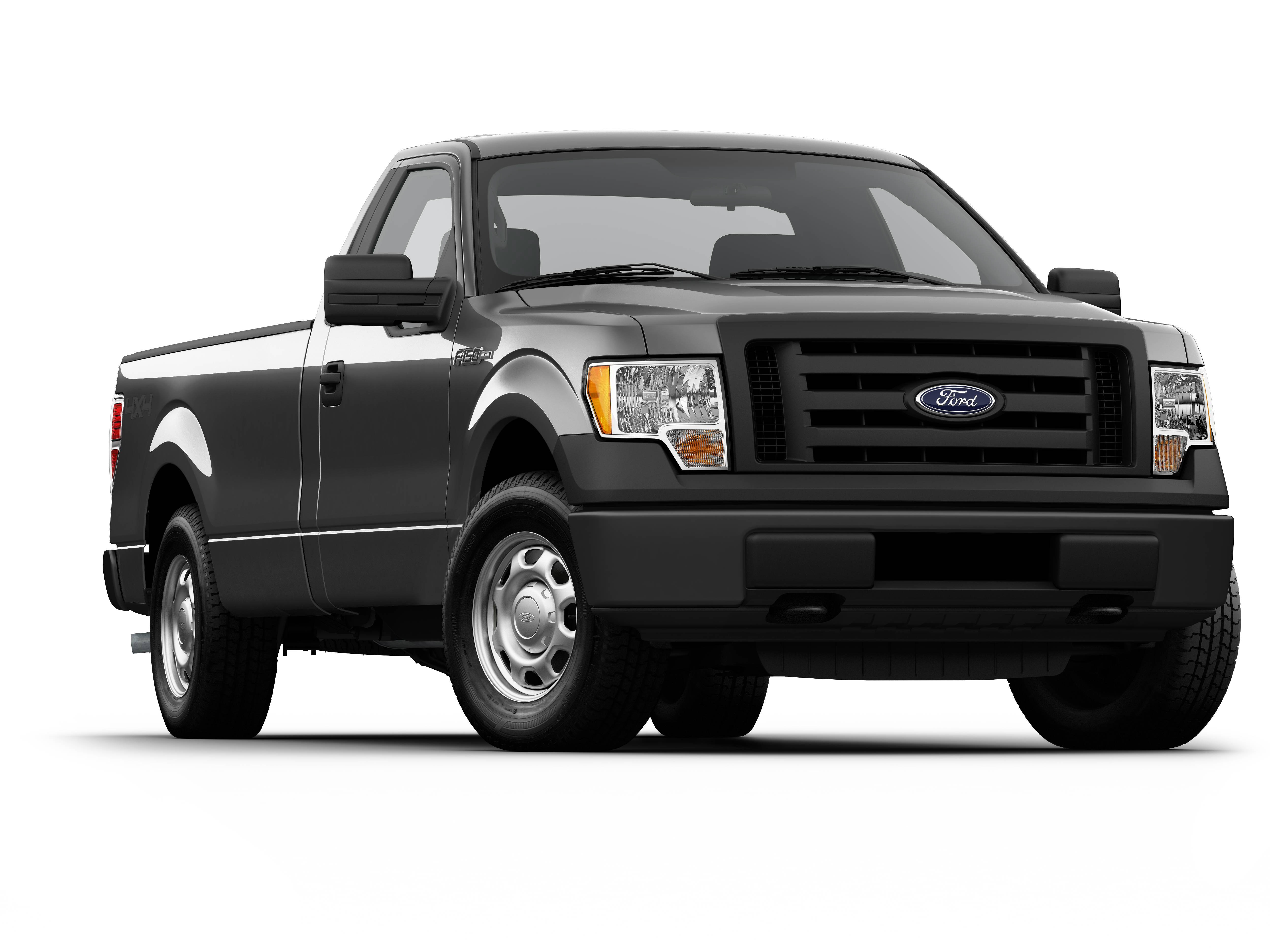 2011 ford f150 v 6s first drive automobile magazine. Black Bedroom Furniture Sets. Home Design Ideas