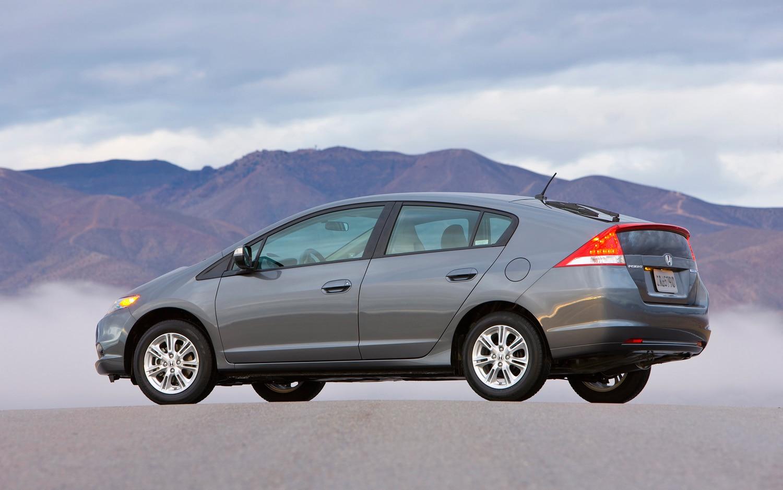 2011 Honda Insight Hybrid To Start At 18 950