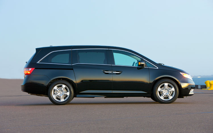 2011 Honda Odyssey Touring Elite Automobile Magazine