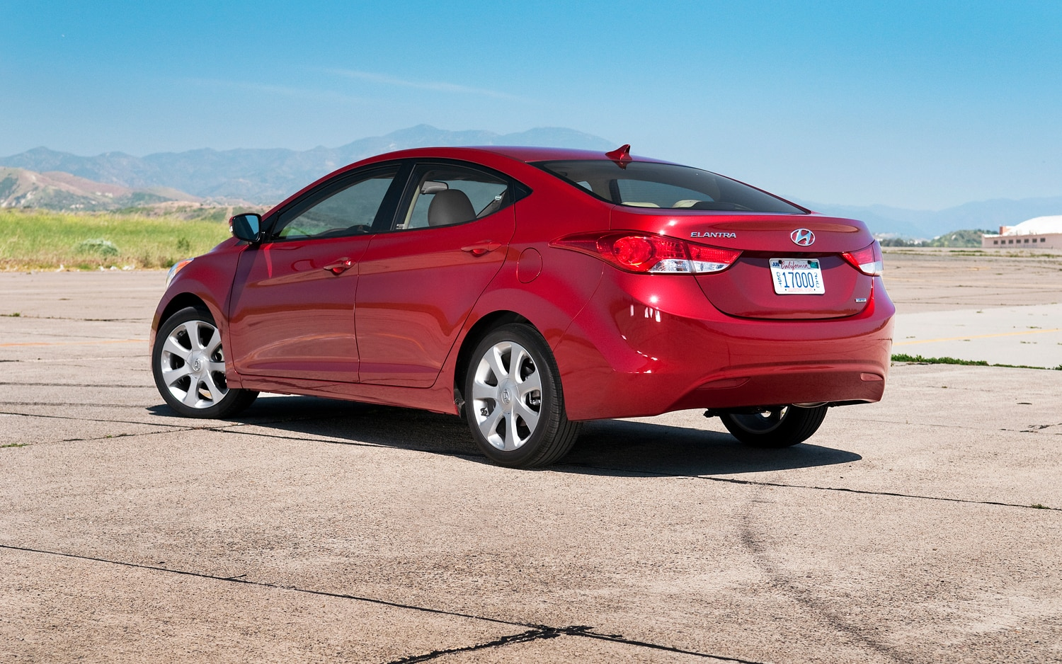 2011 Hyundai Elantra First Drive Automobile Magazine