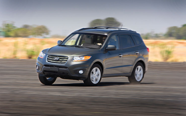 Recall Central 2011 Hyundai Santa Fe Recalled For Brake Calipers
