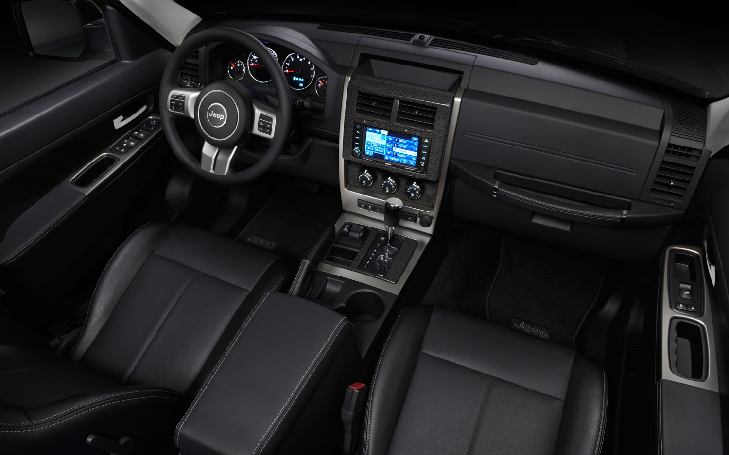 2008 jeep liberty - latest news, features, and auto show coverage