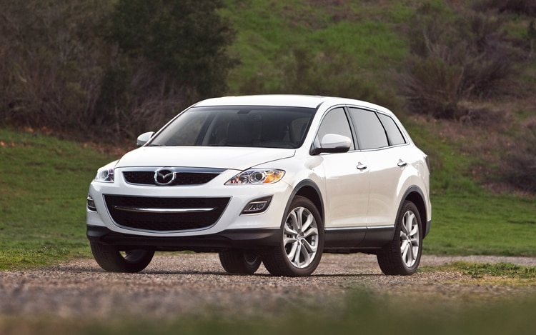 2011 mazda cx 9 grand touring awd editor 39 s notebook automobile. Black Bedroom Furniture Sets. Home Design Ideas