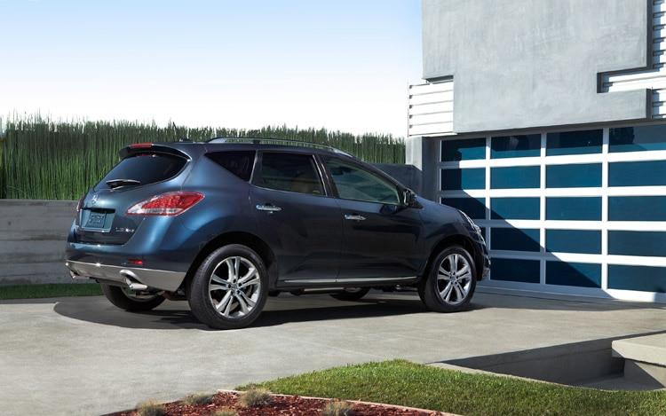 Drop Top Crossover Two Door Nissan Murano Convertible Due