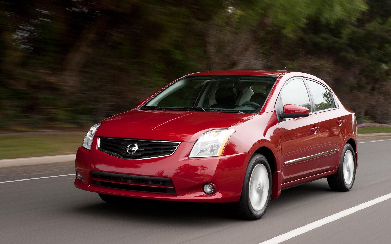 2011 Nissan Sentra Sl Automobile Magazine