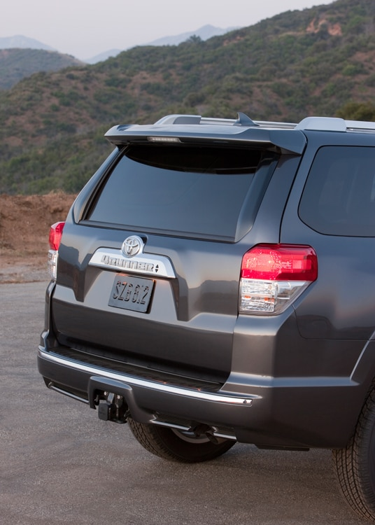 2012 toyota 4runner pricing announced starts at 31 900. Black Bedroom Furniture Sets. Home Design Ideas