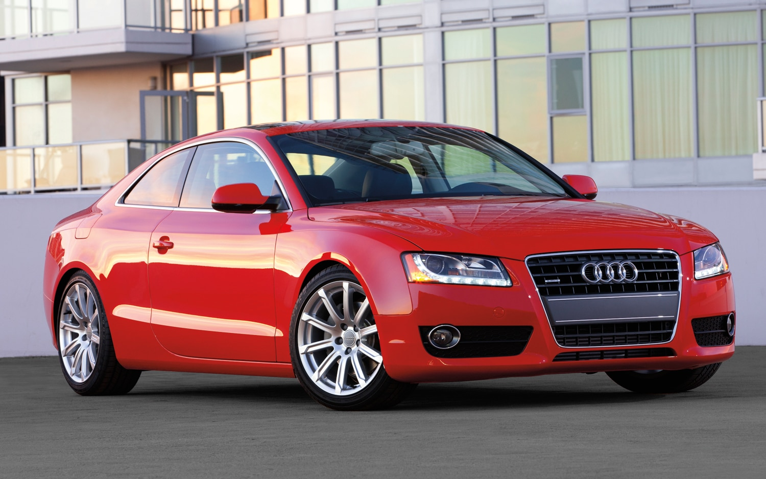 2012 audi a5 coupe editors 39 notebook automobile magazine. Black Bedroom Furniture Sets. Home Design Ideas