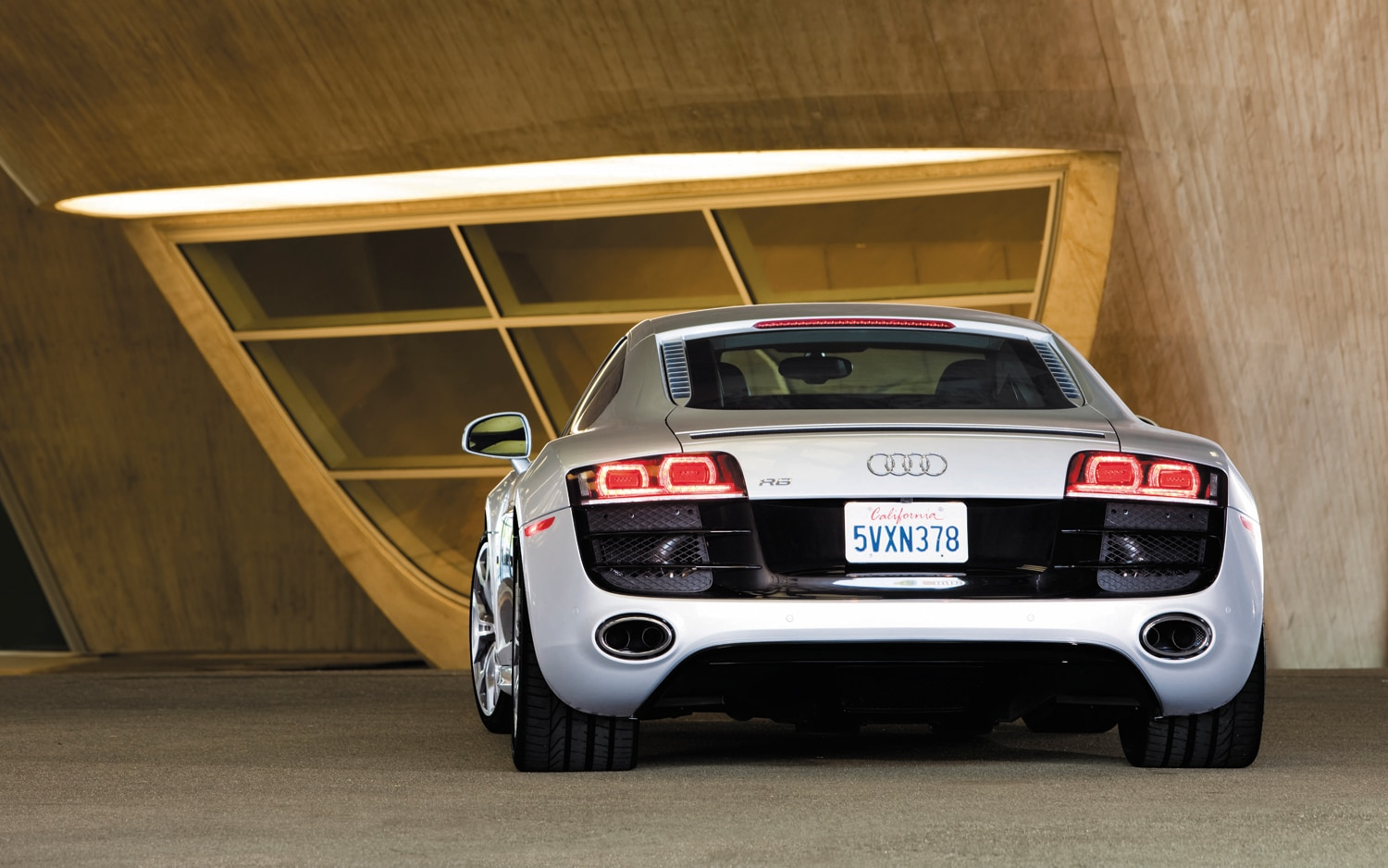 Twin-Turbo Perfection: AMS Performance Audi R8 Review ...