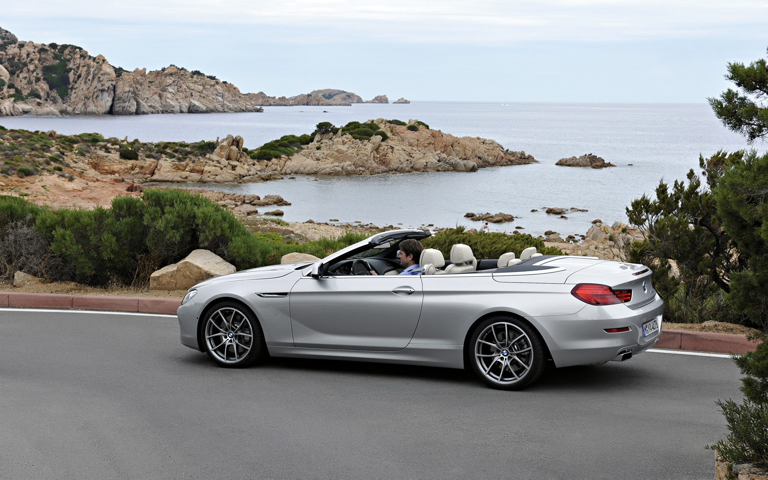 2012 Bmw 650i Xdrive Convertible Editors Notebook