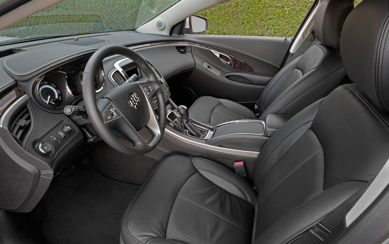 Buick Lacrosse Eassist Interior on Buick Lacrosse Super