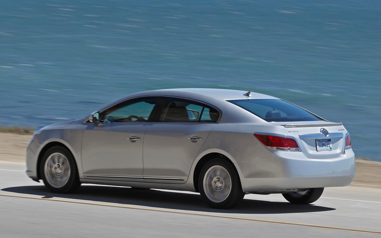 2012 Buick LaCrosse EAssist Premium I Group