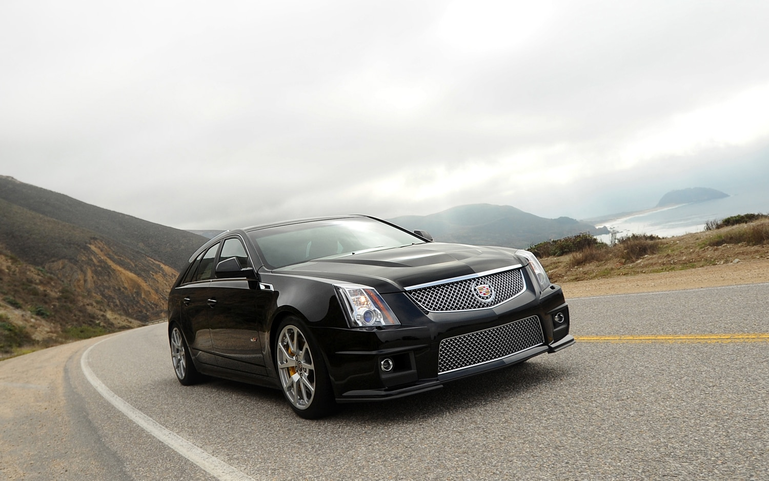 hennessey cadillac v700 wagon driven automobile magazine. Black Bedroom Furniture Sets. Home Design Ideas