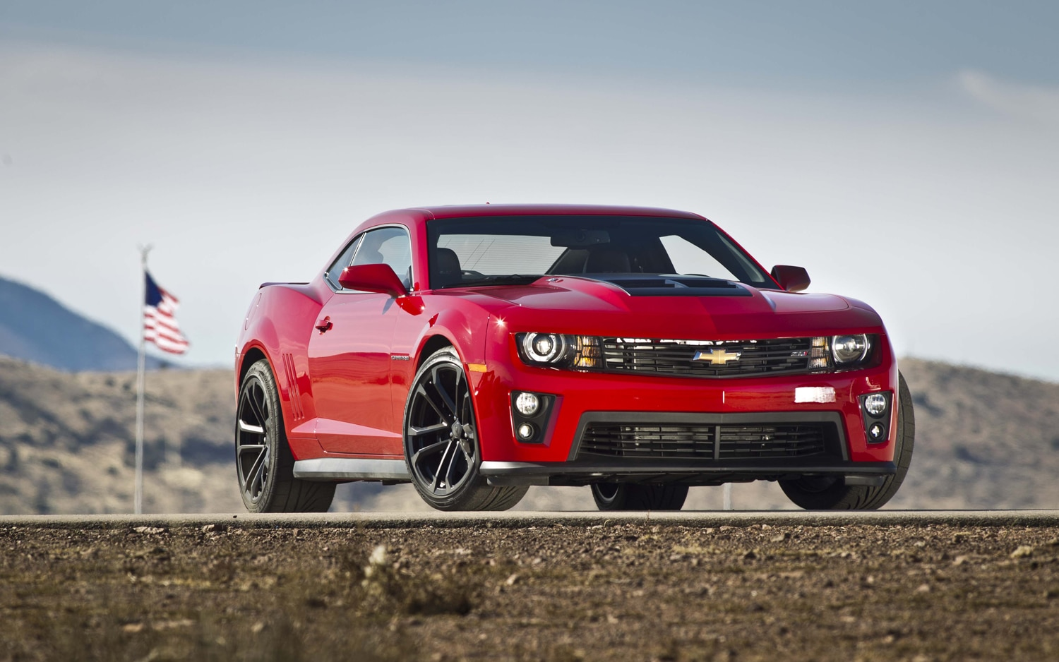 2012 Chevrolet Camaro Zl1 Vs 2013 Ford Shelby Gt500 At