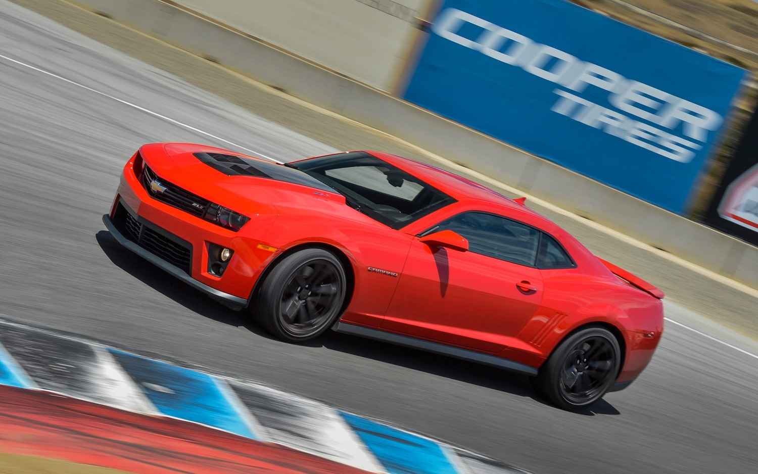 Chevrolet Tricks Out Camaros Corvette For 2012 Sema Show