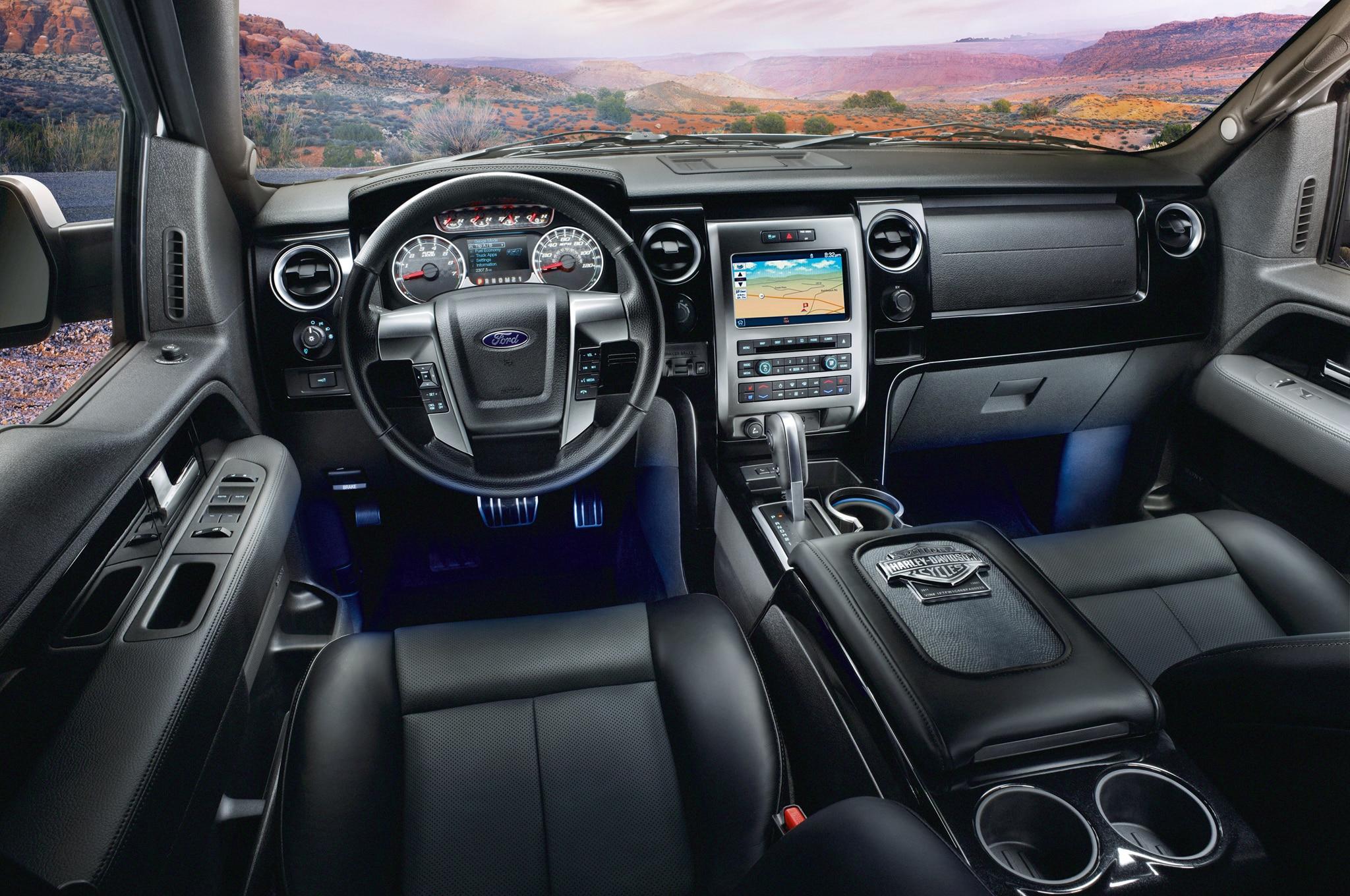 2012 ford f 150 harley davidson edition