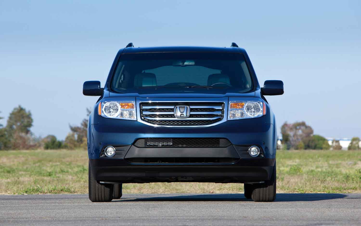 2012 Honda Pilot Touring Editors Notebook Automobile