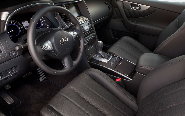 2012 infiniti fx35 limited edition interior