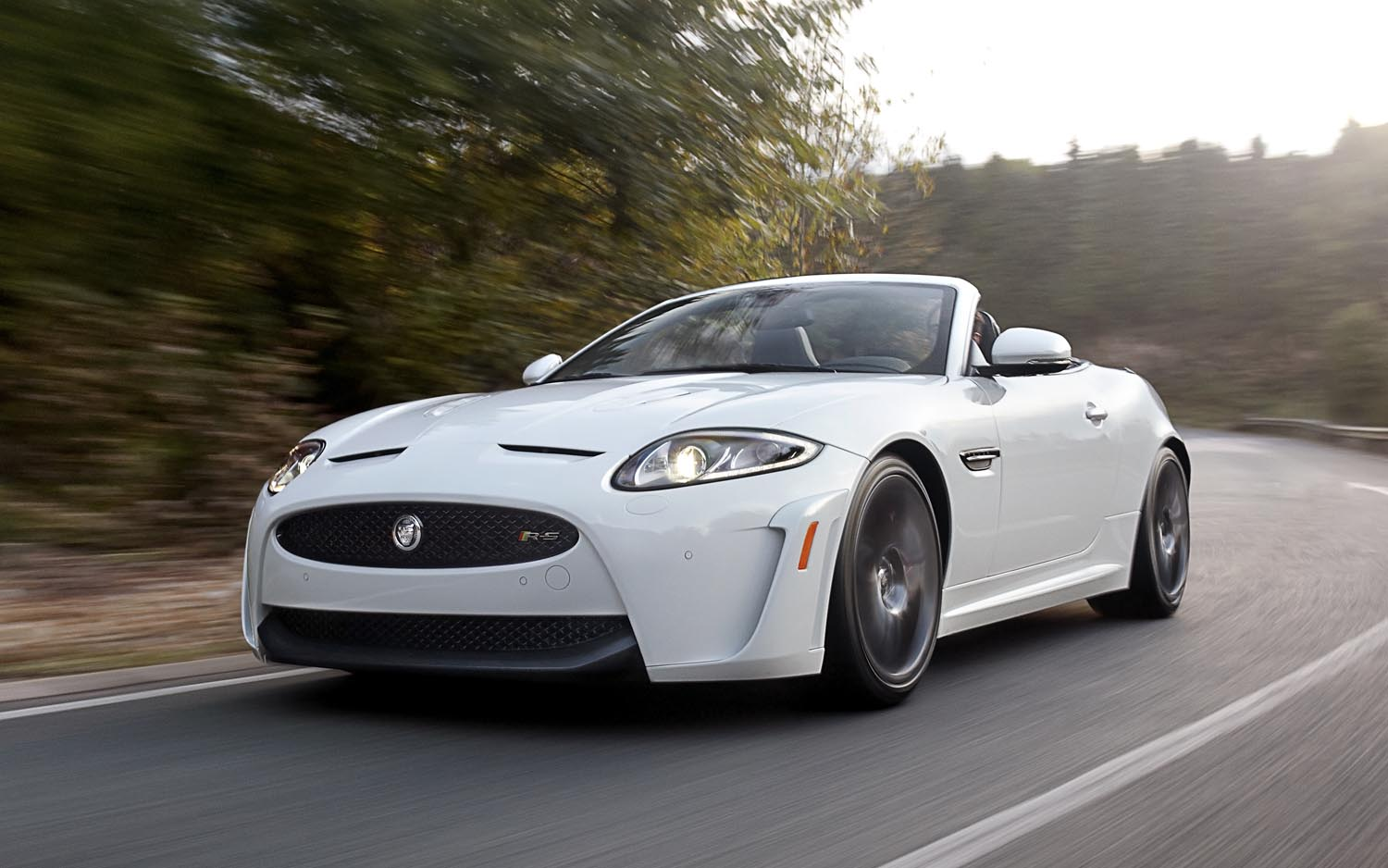2012 jaguar xkr s convertible editors 39 notebook. Black Bedroom Furniture Sets. Home Design Ideas