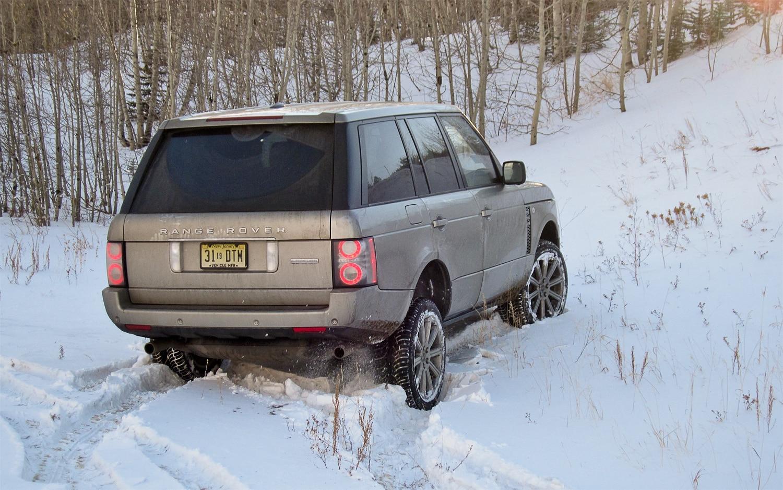 2012 land rover range rover supercharged automobile magazine. Black Bedroom Furniture Sets. Home Design Ideas