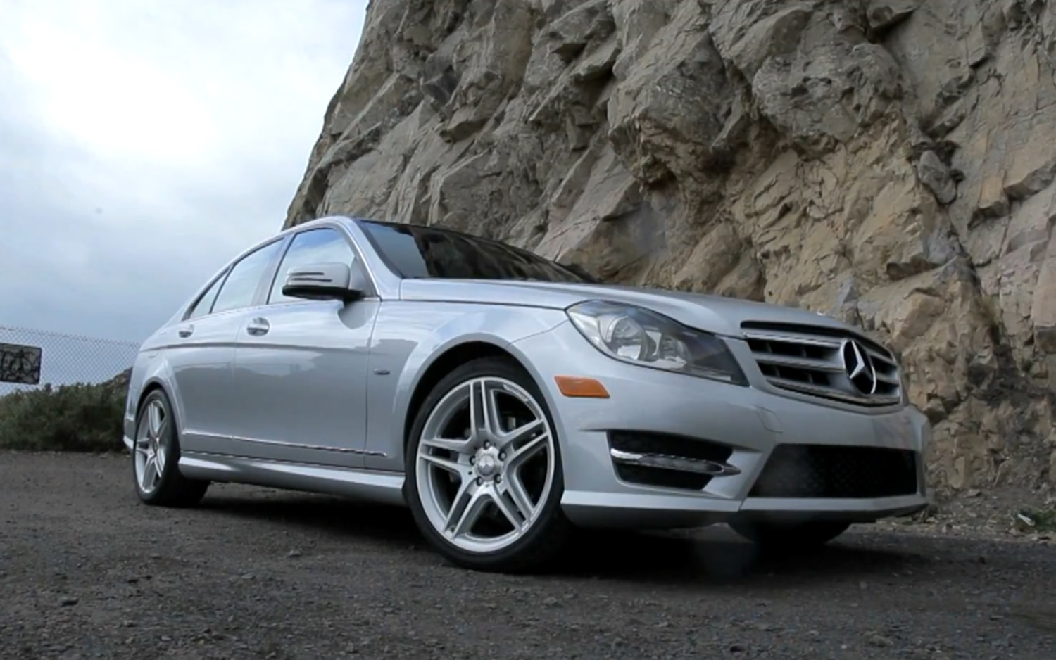 2012 Mercedes Benz C250 C350 Coupe First Drive