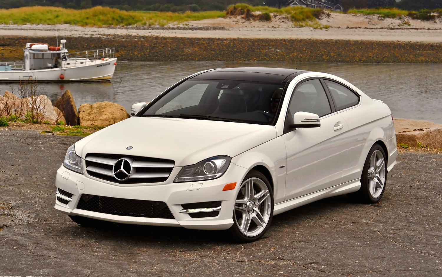 driven 2012 mercedes benz c350 coupe 4matic automobile