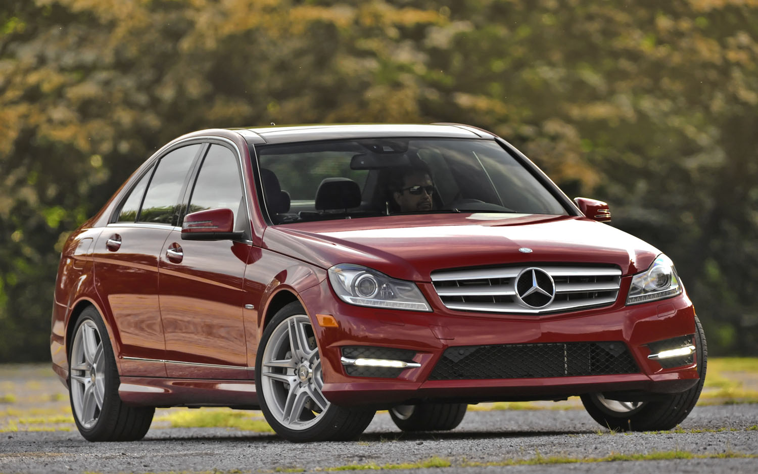 2012 Mercedes Benz C300 4matic Editors Notebook Automobile Magazine
