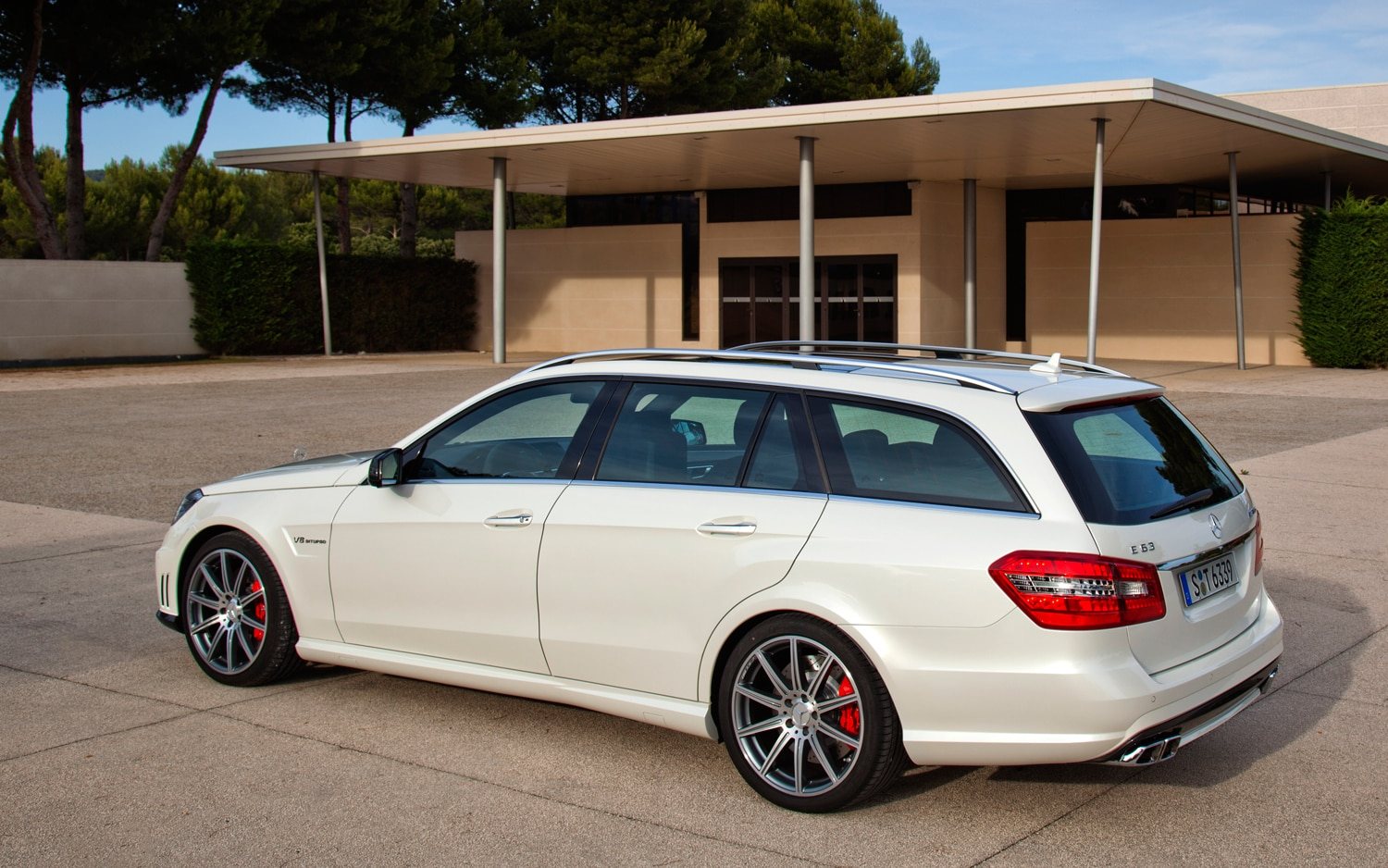 2012 mercedes benz e63 wagon editors 39 notebook for Mercedes benz e wagon