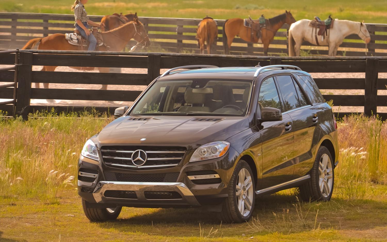 2012 Mercedes Benz Ml350 Bluetec 4matic Editors