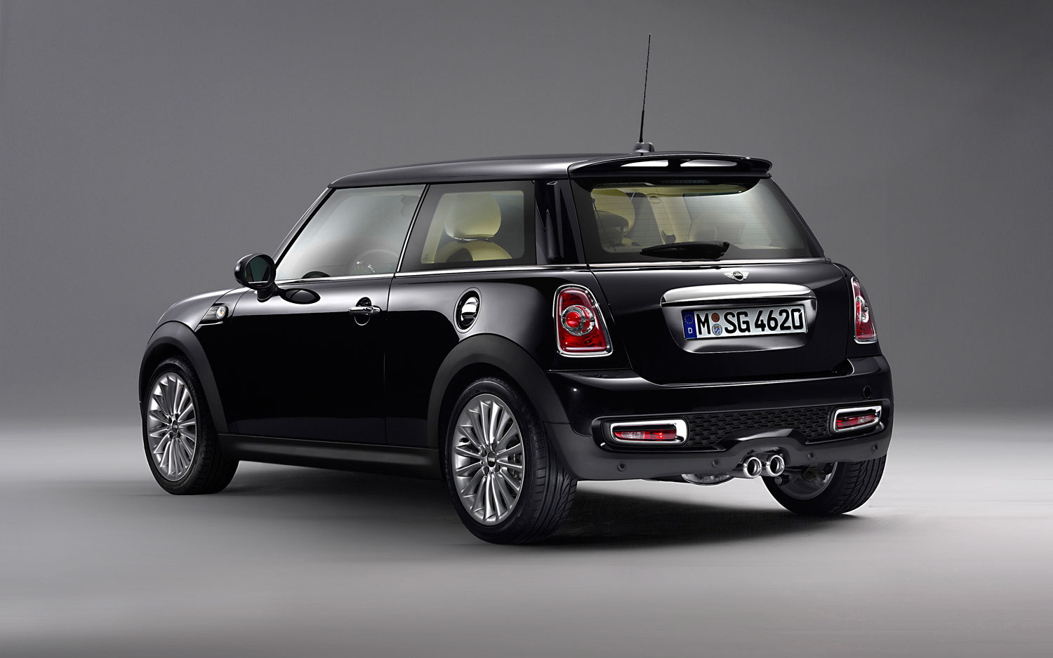 2012 mini cooper goodwood rear quarter