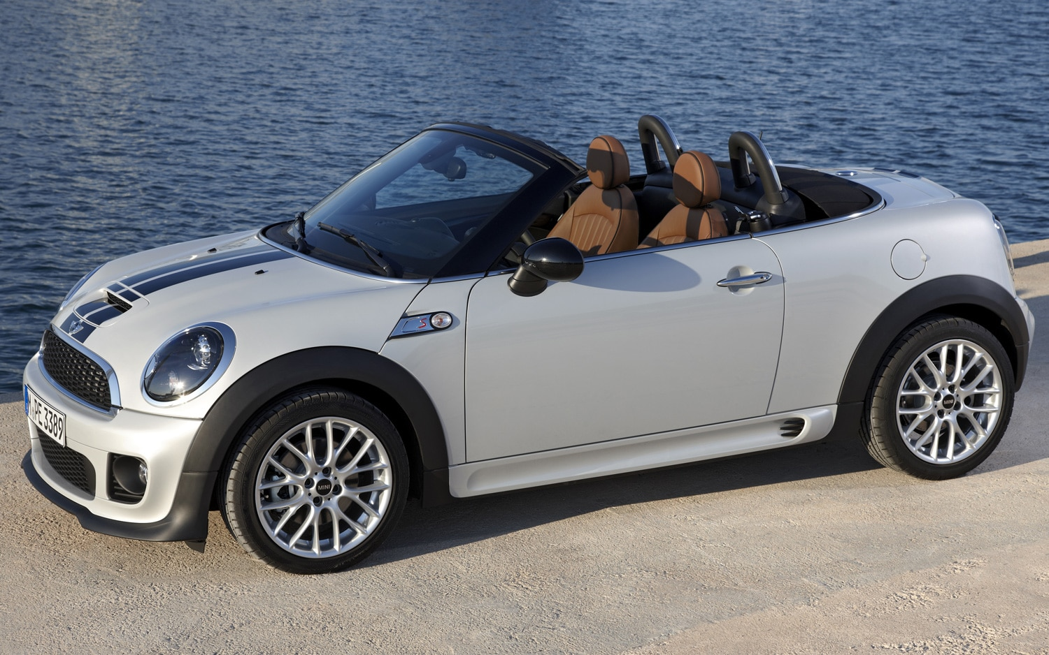 first drive 2012 mini cooper s coupe automobile magazine. Black Bedroom Furniture Sets. Home Design Ideas