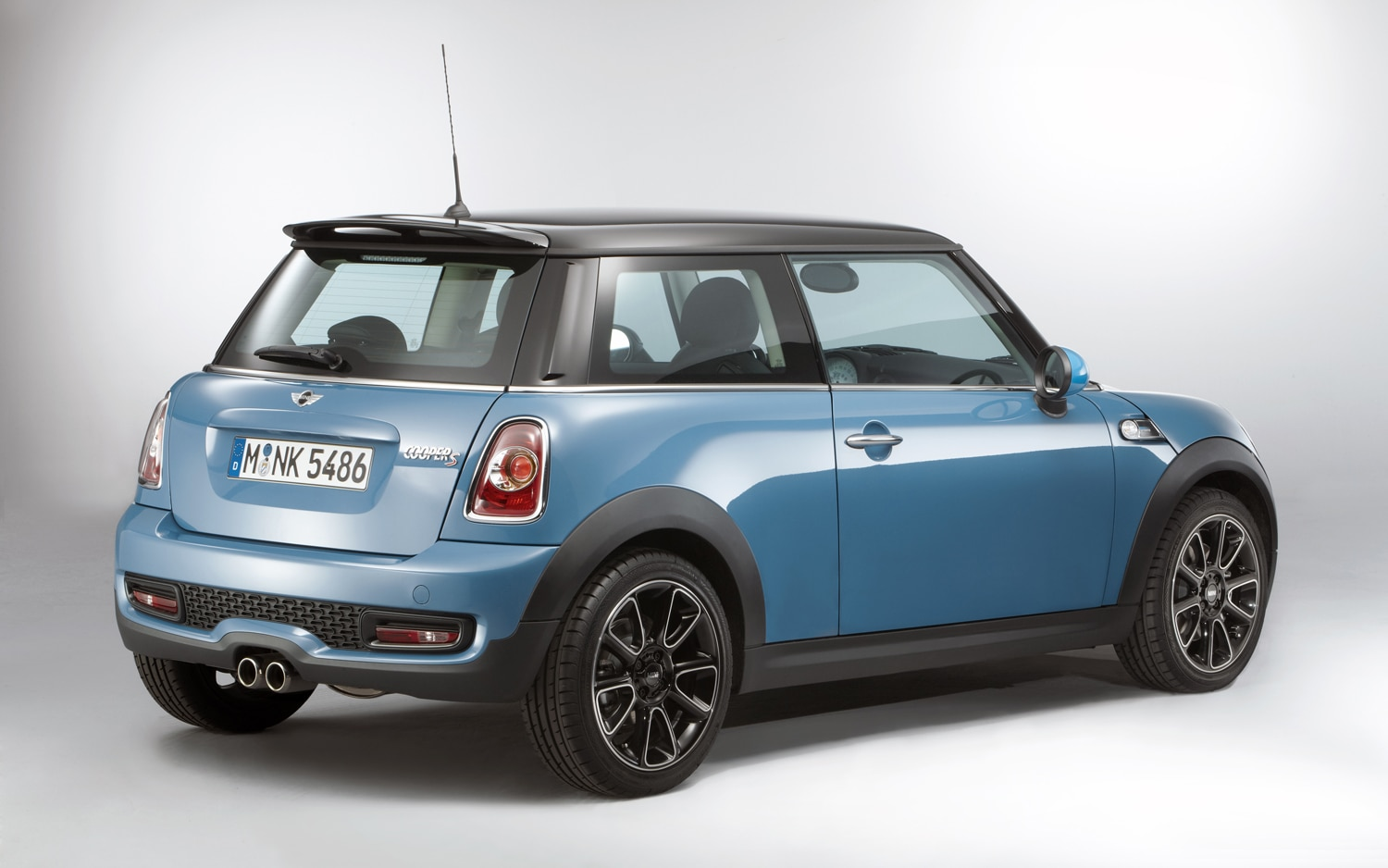 First Drive: 2012 Mini Cooper S Coupe