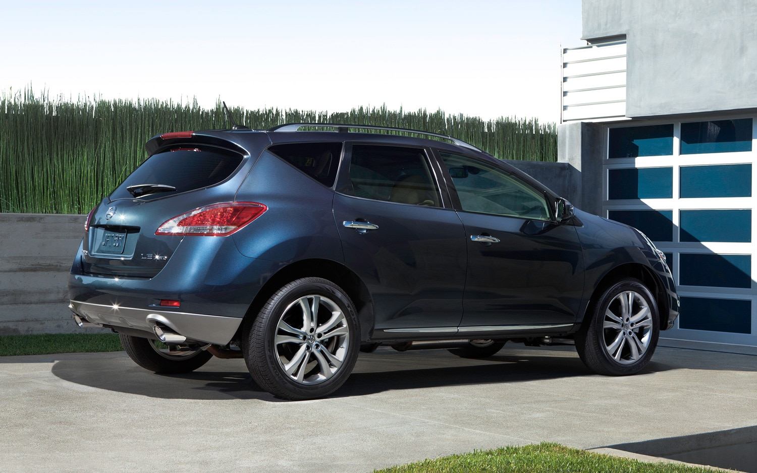 2012 nissan murano le awd editors 39 notebook automobile magazine. Black Bedroom Furniture Sets. Home Design Ideas