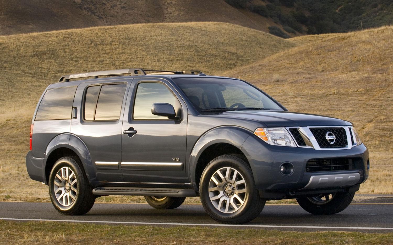 Nissan bringing pathfinder concept electric van concept to 2012 nissan pathfinder front quarter vanachro Images