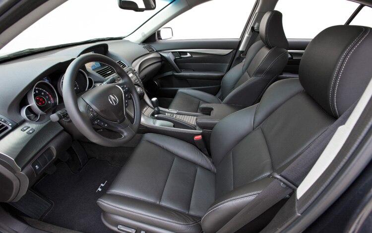 2012 Acura TL. 48 250