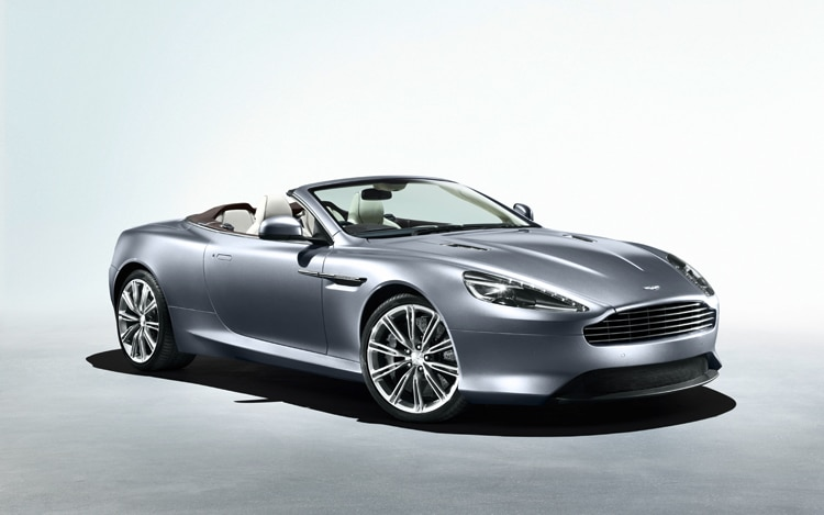 2012 Aston Martin Virage