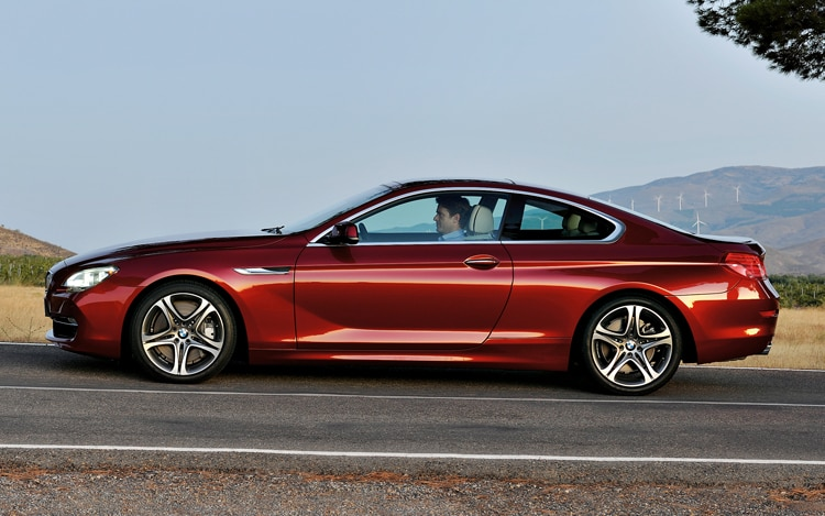 2013 bmw gran coupe 640i pricing starts at 76 895. Black Bedroom Furniture Sets. Home Design Ideas