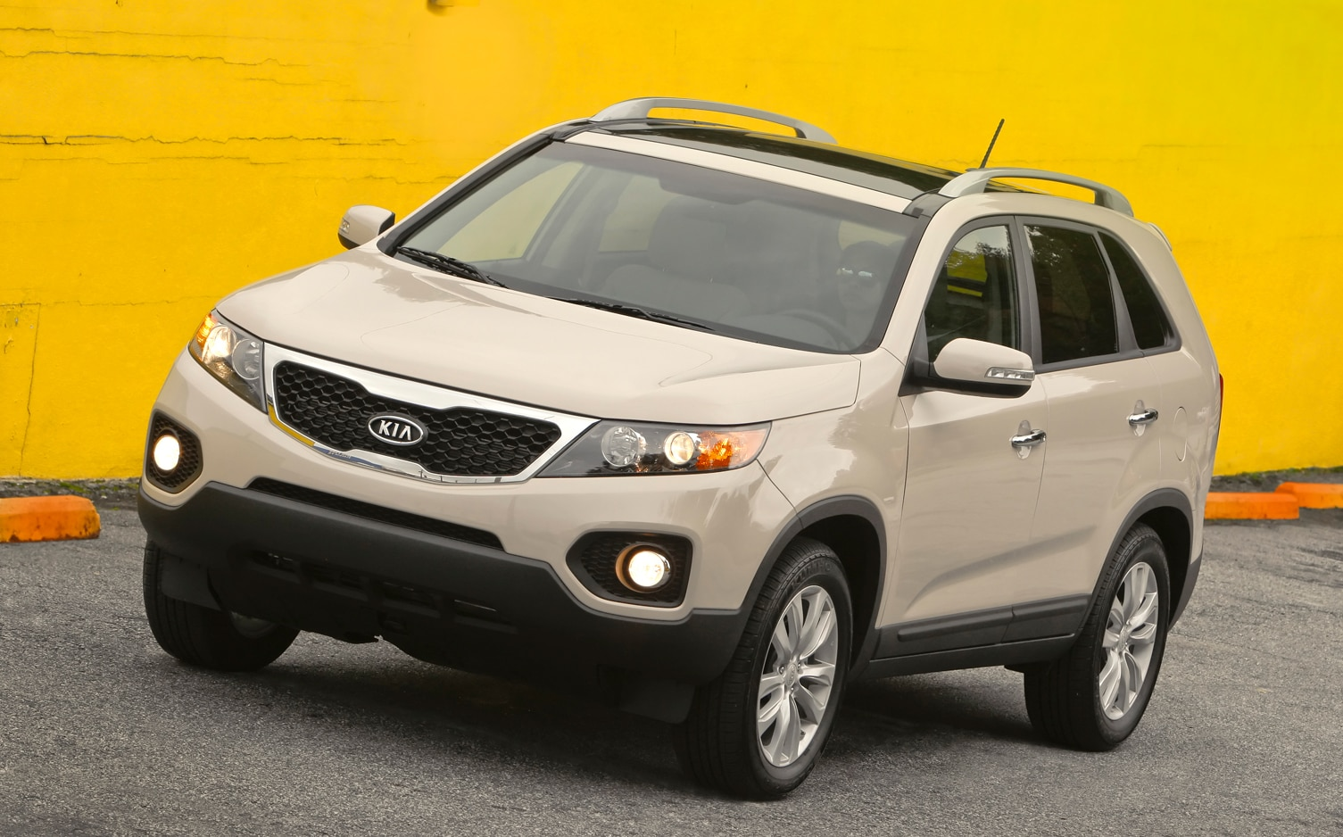 2012 kia sorento ex awd editors 39 notebook automobile magazine. Black Bedroom Furniture Sets. Home Design Ideas