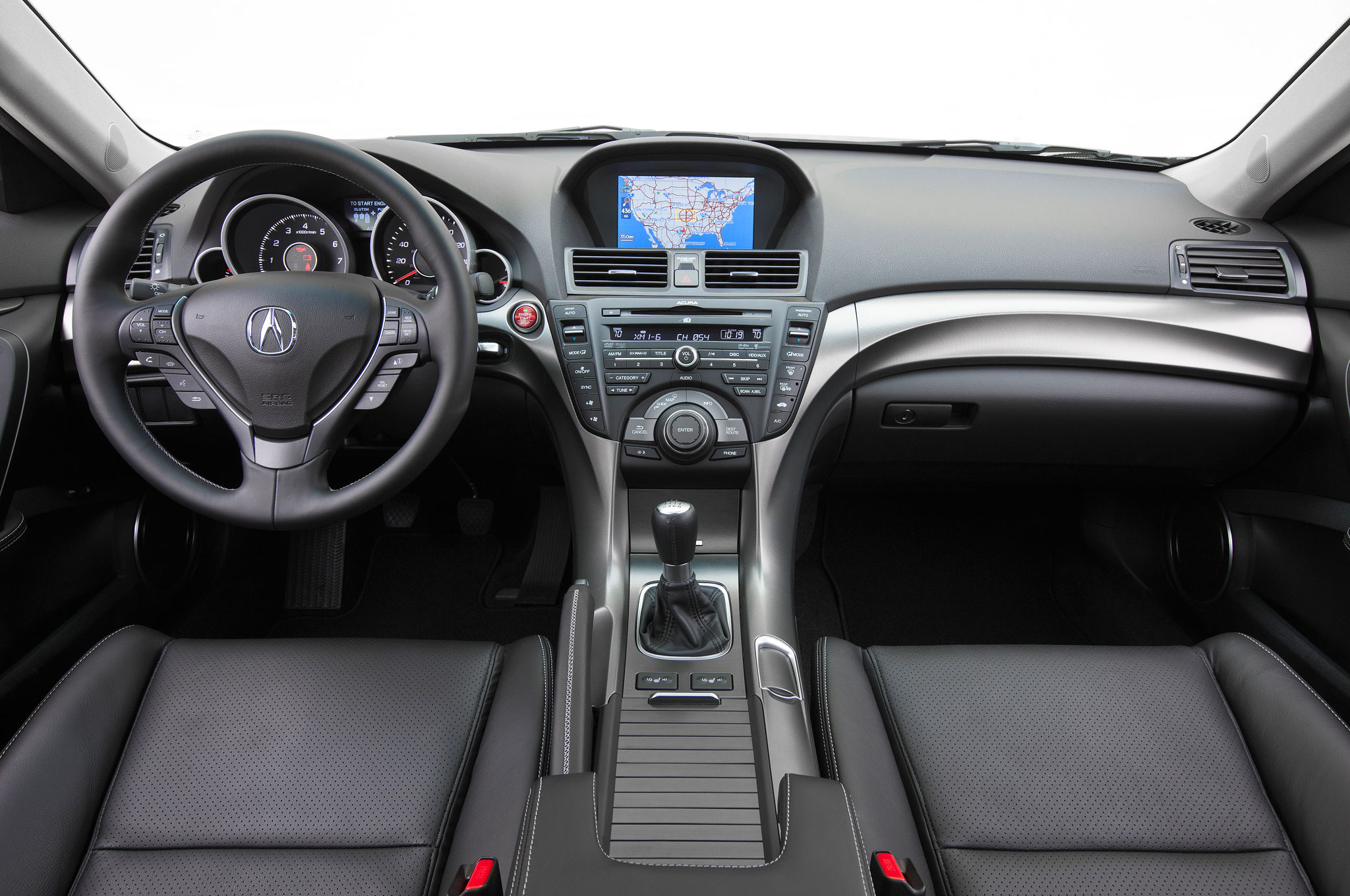 Acura Releases Pricing on 2013 TL ManualTransmission Model