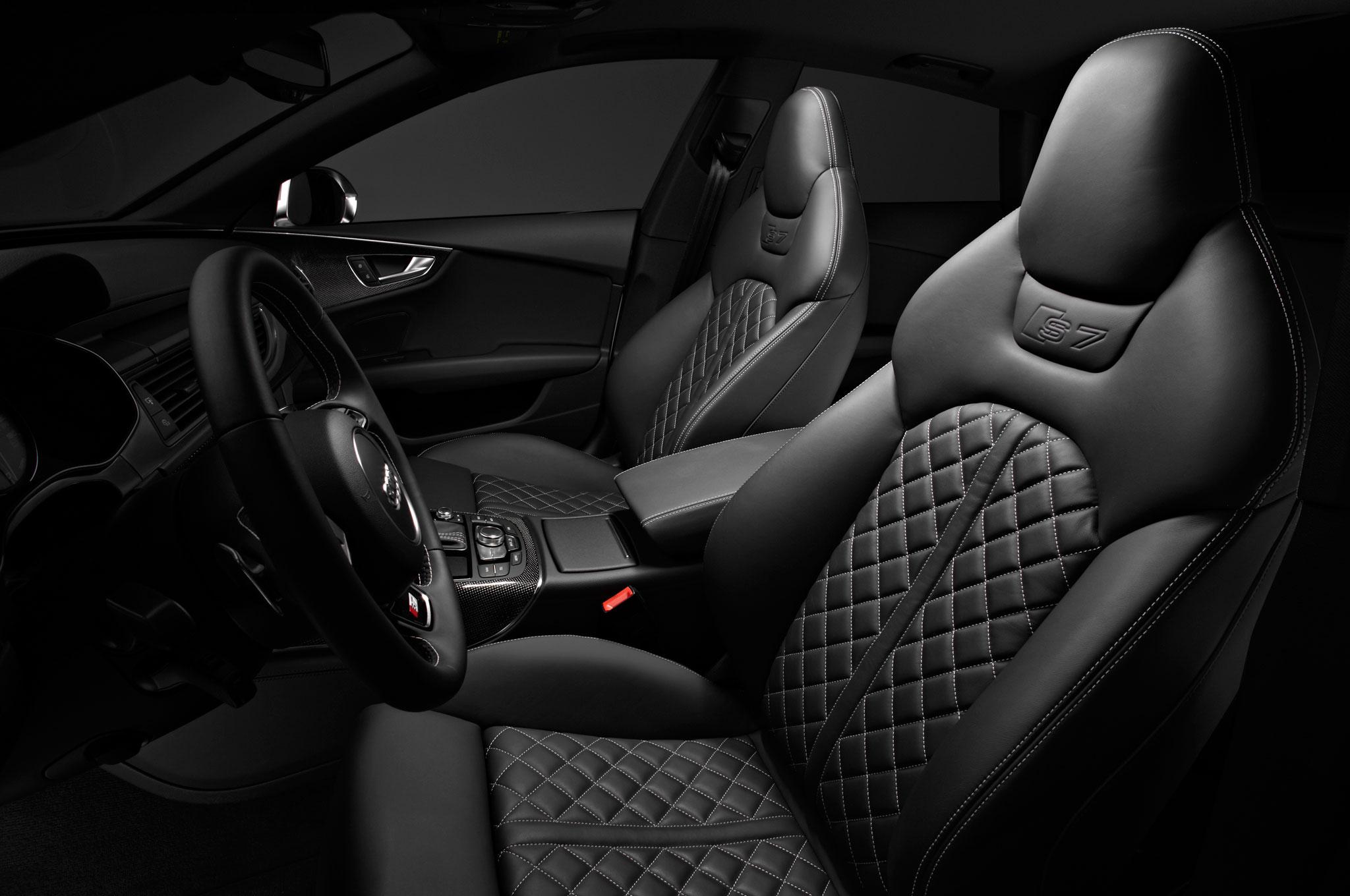 Audi S7 Ad Features Zachary Quinto Leonard Nimoy