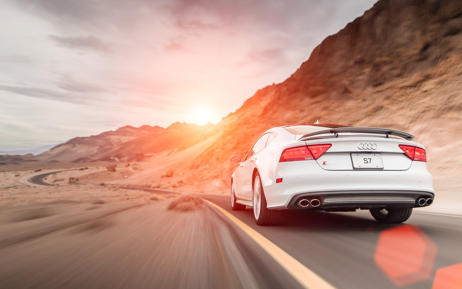 Audi S7 Ad Features Zachary Quinto Leonard Nimoy